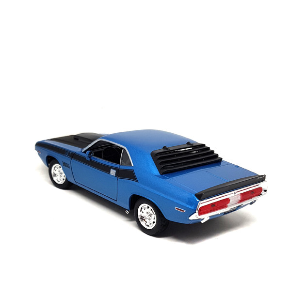 Auto 1:24 Welly 1970 Dodge Challenger T/Ar R/T