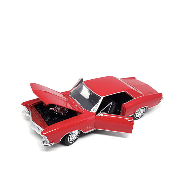 Auto 1:24 Welly 1965 Buick Riviera GS