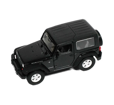 Auto 1:34 Welly Jeep Wrangler Rubicon