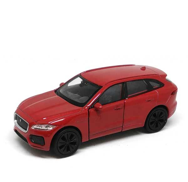 Auto 1:34 Welly JAGUAR F Pace