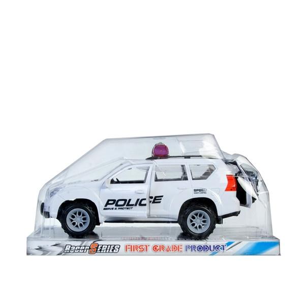 2ae00788f Hračky Ryo - Auto policajné s otváracími dvermi
