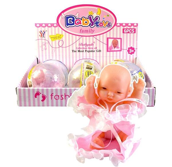 Hračky Ryo - Bábika bábätko ebc482cd954