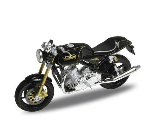 Motorka 1:18 Welly Norton Commando 961SE