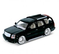 Auto 1:24 Welly CADILLAC ESCALADE 2002