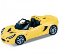 Auto 1:34 Welly Lotus 03 Elise 111S žltý