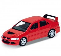 Auto 1:34 Welly Mitsubishi Lancer Evo VIII