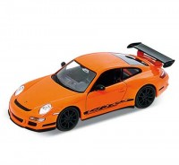 Auto 1:34 Welly Porsche 911(997) GT3RS orange