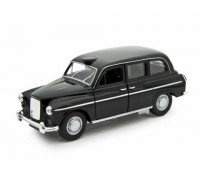 Auto 1:34 Welly Austin FX4 London Taxi