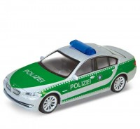 Auto 1:34 Welly BMW 535i policajný