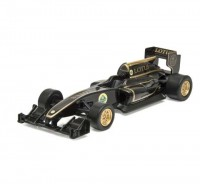 Auto 1:34 Welly F1 Lotus T125 čierny