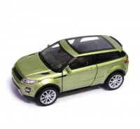 Auto 1:34 Welly Land Rover Range Rover Evoque