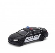 Auto 1:34 Welly Ford Police Interceptor čierny