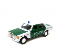 Auto 1:34 Welly Mercedes-Benz E-Class Polizei