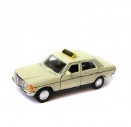 Auto 1:34 Welly Mercedes-Benz W123 Taxi