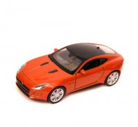 Auto 1:34 Welly Jaguar F-Type Coupe