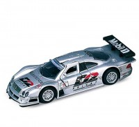 Auto 1:34 Welly Mercedes Benz CLK GTR