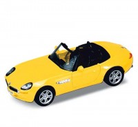 Auto 1:34 Welly BMW Z8  žlté