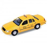 Auto 1:34 Welly Ford Crown Victoria 99Taxi