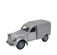 Auto 1:34 Welly Citroen 2CV Fourgonnette