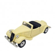 Auto 1:34 Welly 1939 Citroen 11B TA Cabrio