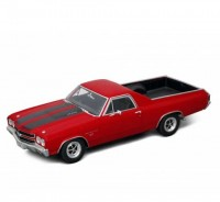 Auto 1:18 Welly 1970 Chevrolet El Camino