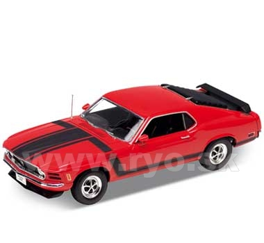 Welly FORD 1970 MUSTANG