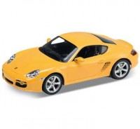 Auto 1:18 Welly PORSCHE CAYMAN S