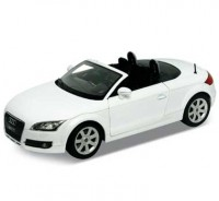 Auto 1:18 Welly AUDI TT Roadster CONVERTIBLE
