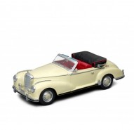 Auto 1:18 Welly 1955 Mercedes Benz 300S čierny