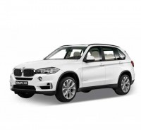 Auto 1:34 Welly BMW X5 new šedé