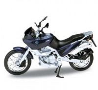 Motorka 1:18 Welly BMW F650 ST 1997