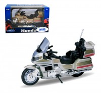 Motorka 1:18 Welly HONDA GOLD WING 1500