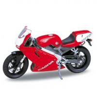 Motorka 1:18 Welly CAGIVA MITO 125