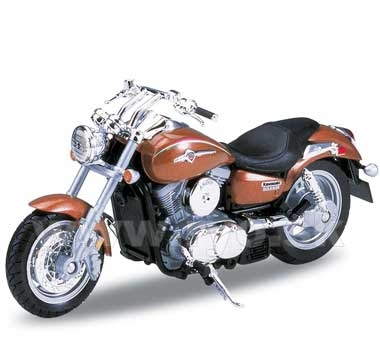 Welly KAWASAKI VULCAN 1500 MEAN STRIKE