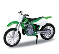 Motorka 1:18 Welly KAWASAKI KX 250
