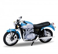 Motorka 1:18 Welly 02Triumph Bonneville