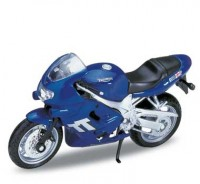 Motorka 1:18 Welly TRIUMPH TT 600