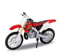 Motorka 1:18 Welly HONDA CR 250 R