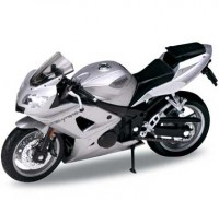 Motorka 1:18 Welly TRIUMPH DAYTONA 675