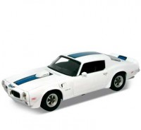 Auto 1:18 Welly PONTIAC FIREBIRD 1972 Trans AM