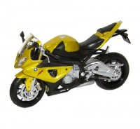Motorka 1:18 Welly BMW S 1000RR