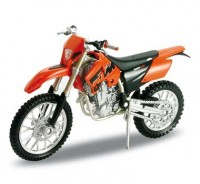 Motorka 1:18 Welly KTM 525 EXC