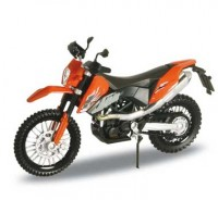 Motorka 1:18 Welly KTM 690 ENDURO