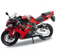 Motorka 1:18 Welly HONDA CBR 1000 RR