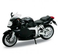 Motorka 1:18 Welly BMW K1200S