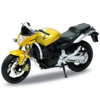 Motorka 1:18 Welly HONDA HORNET