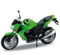 Motorka 1:18 Welly KAWASAKI 2007 Z1000