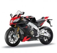 Motorka 1:18 Welly Aprilia RSV 4 Factory