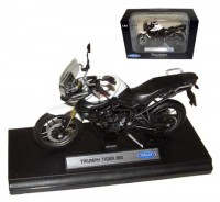 Motorka 1:18 Welly Triumph Tiger 800