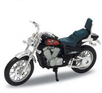 Motorka 1:18 Welly HONDA STEED 600